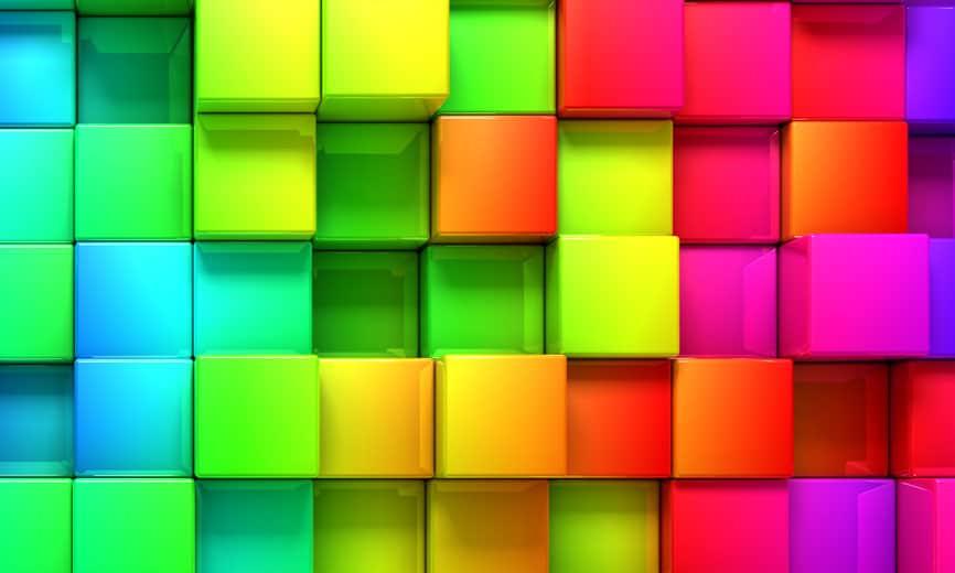 Conscious Comms colour blocks