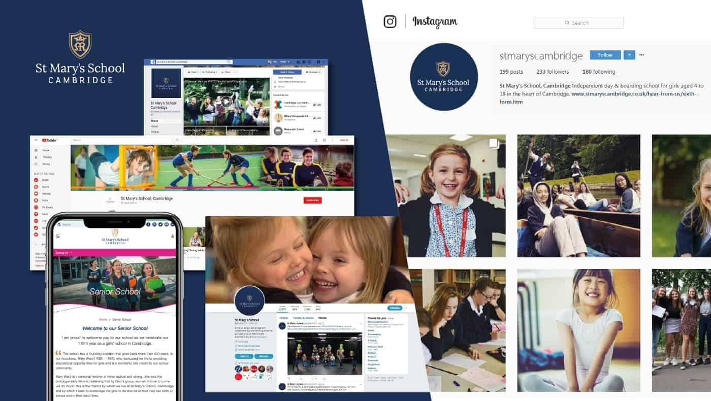 """Featured image for """"St Mary's School"""""""