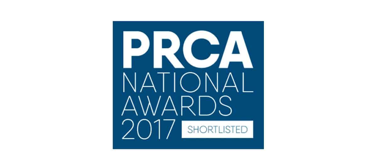 PRCA awards 2017