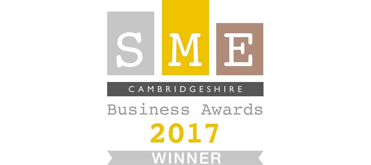 SME-Business Awards Winner 2017