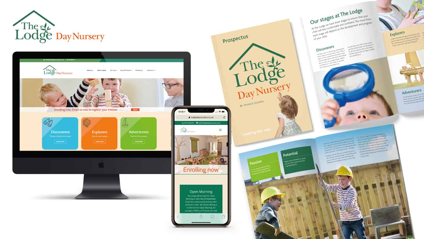 Lodge Day Nursery Case Study image