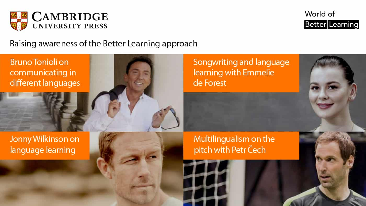 Cambridge University Press case study image