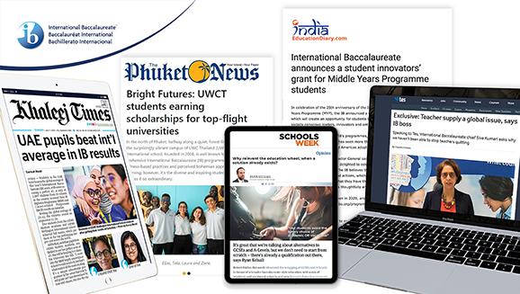 International's Baccalaureate APAC case study image