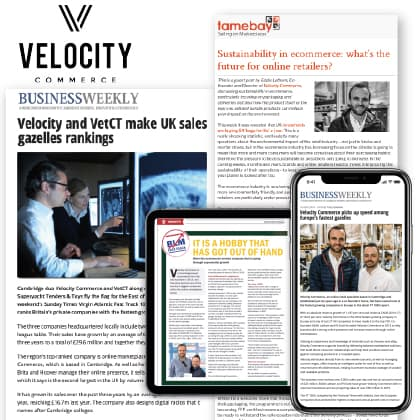 Velocity Commerce case study image