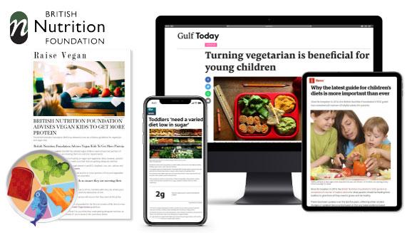 British Nutrition Foundation case study image