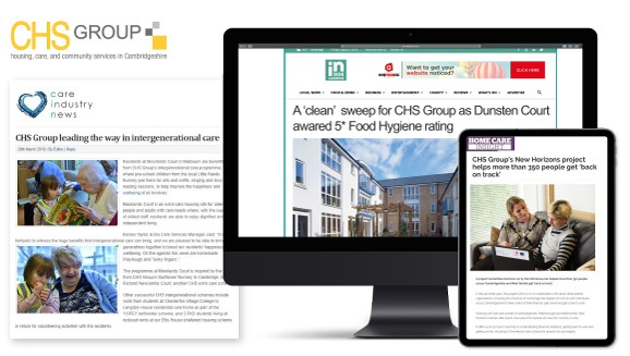 Cambridge Housing Services case study image
