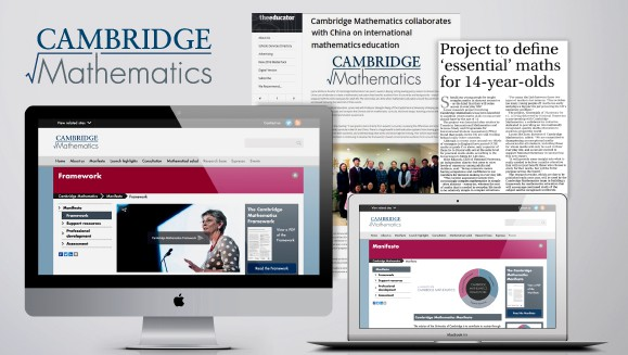 Cambridge Mathematics case study image