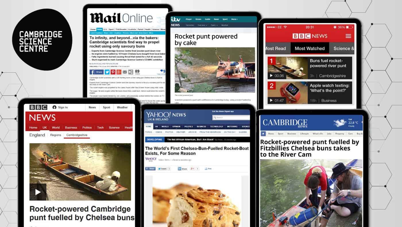 Cambridge Science Centre case study image