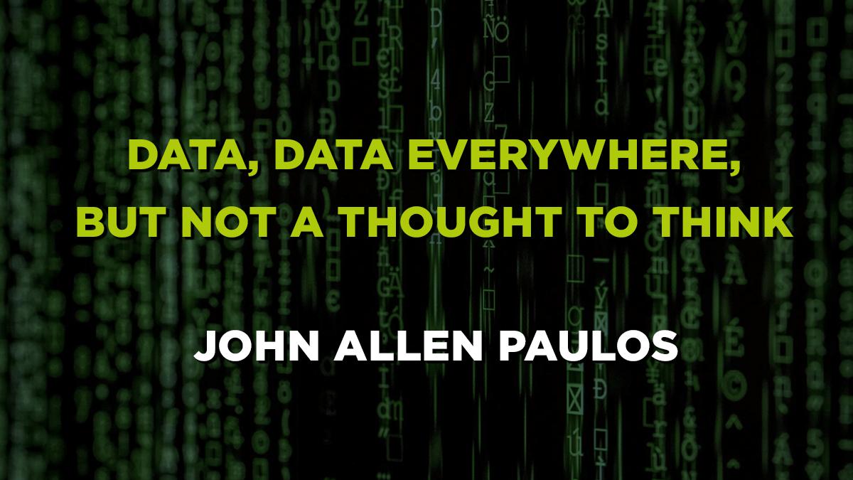 Data Data everywhere blog image