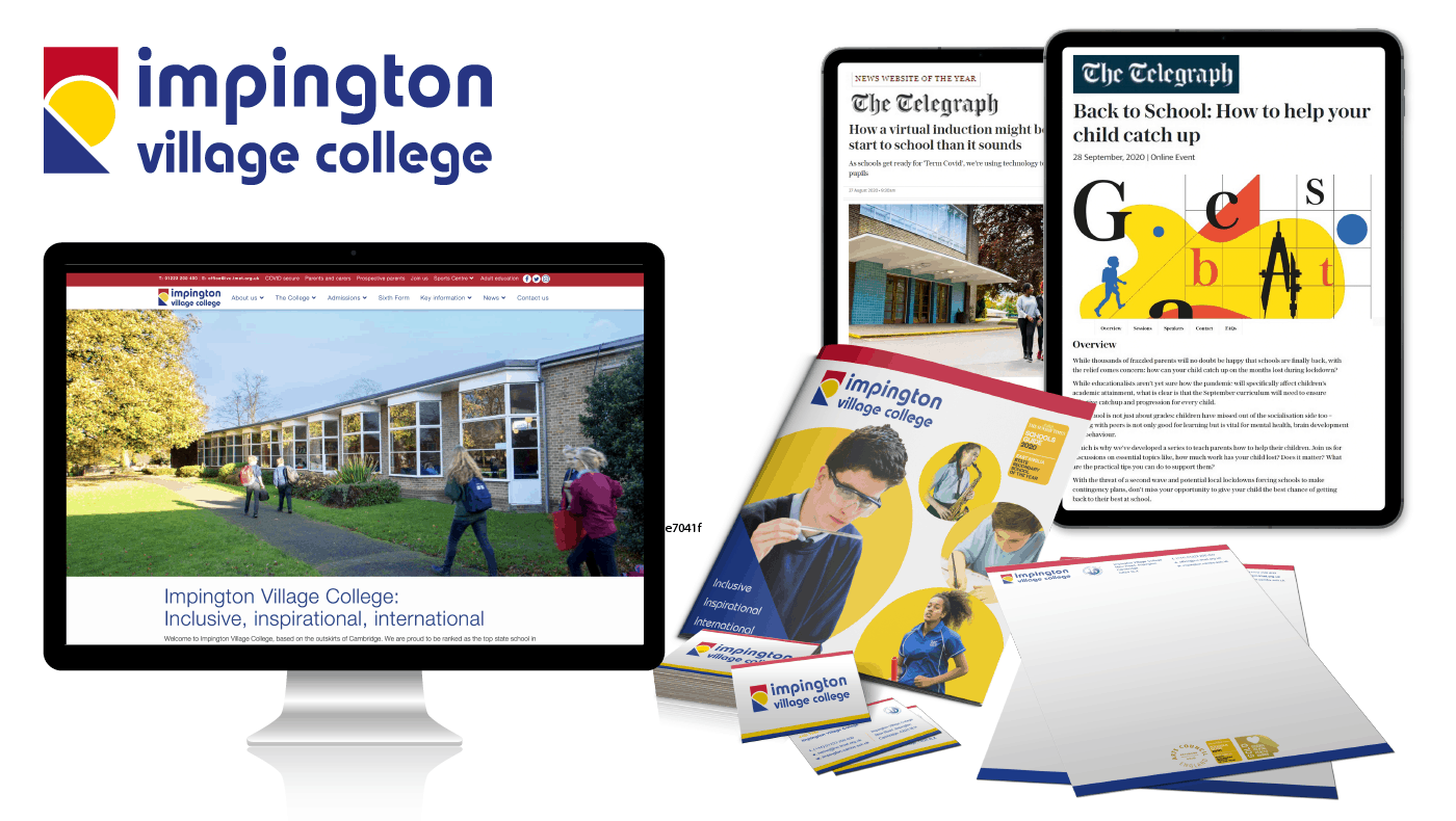 Impington Village College Case Study image
