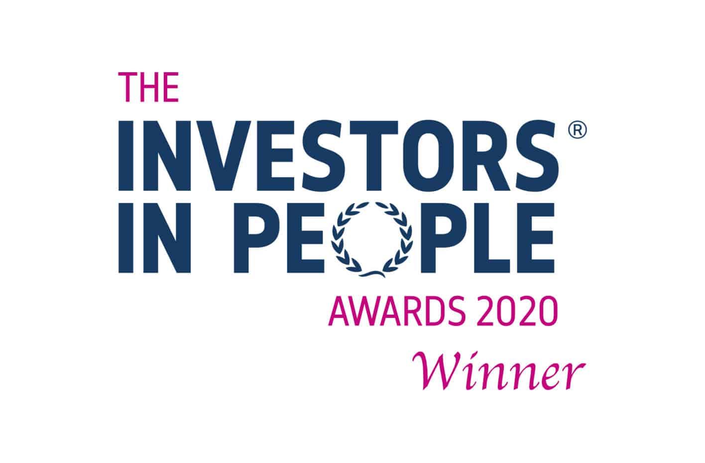 Investors in People award winner