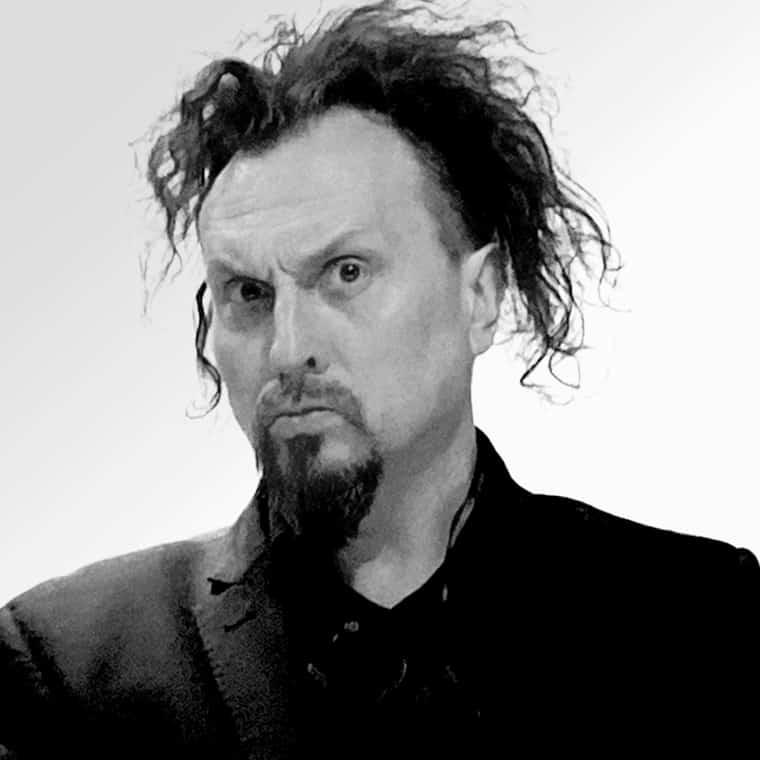 Alan Beeson's portrait image