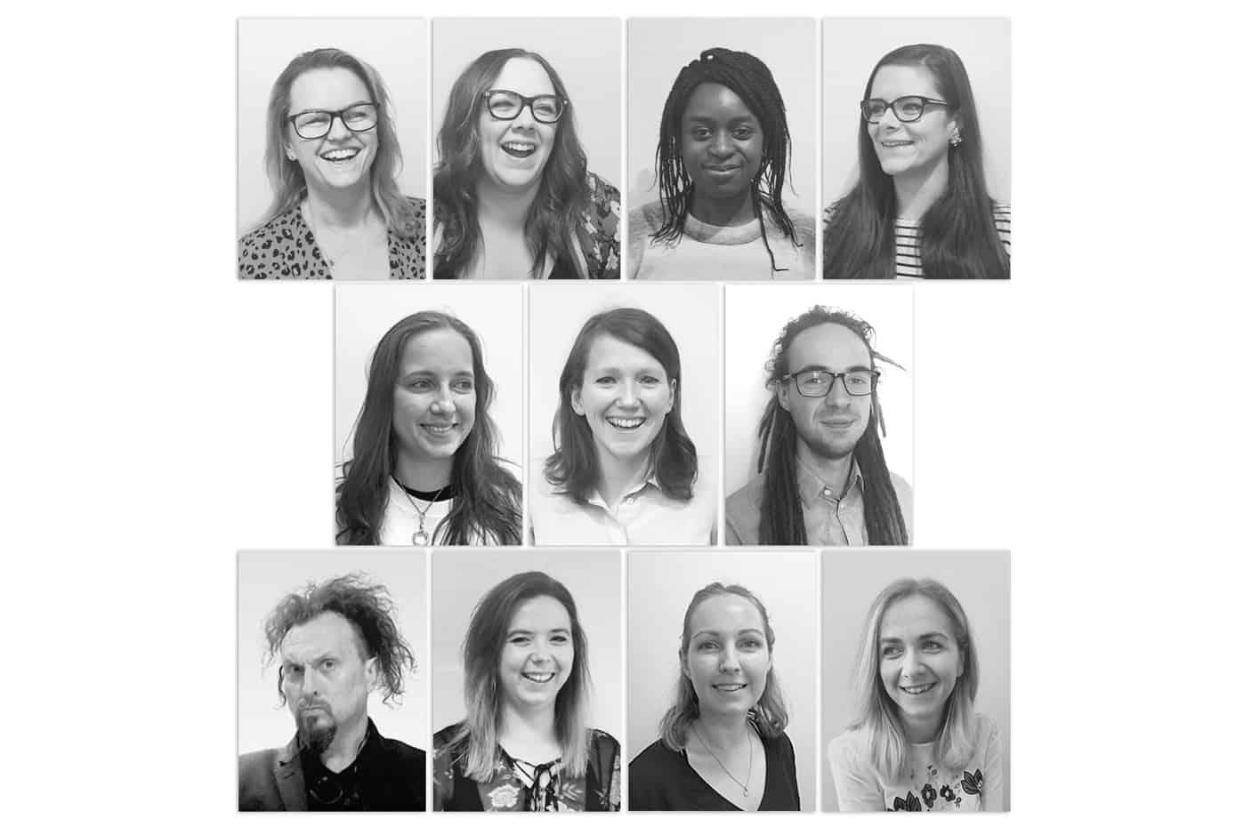 Conscious Communications team photo