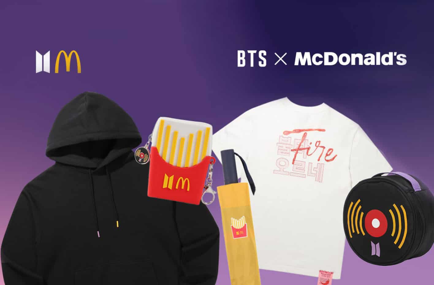 """Featured image for """"BTS x McDonald's: my favourite collaboration of the year"""""""