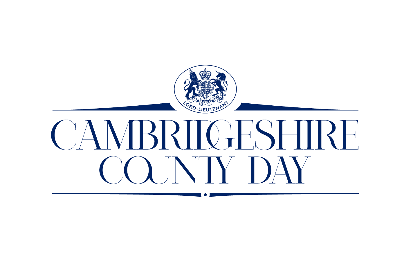 Cambridgeshire County Day logo at smaller size