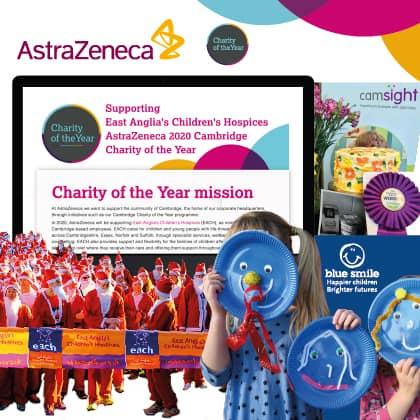 AstraZeneca CoY Case Study mobile slider image